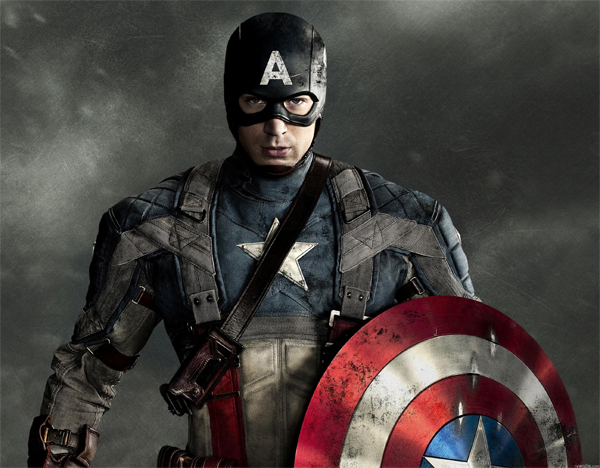 Captain America – Character Lesson (Freebie)