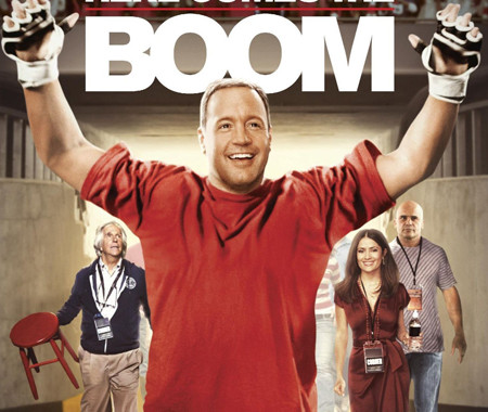 Here Comes the Boom - Movie