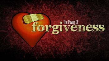 Lesson – Forgiveness