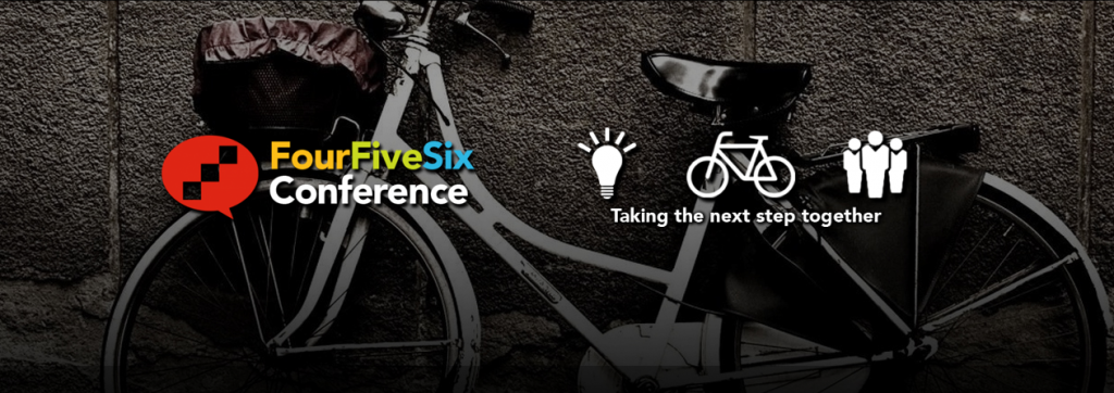 FourFiveSix Conference Is April 7-9