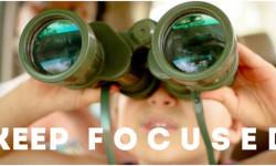 Ministry Game Keeping Focused