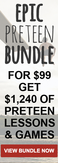 EPIC PRETEEN BUNDLE