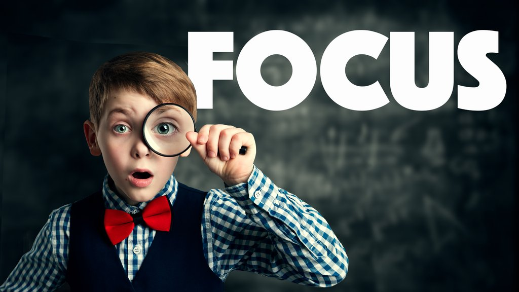 E – Focus