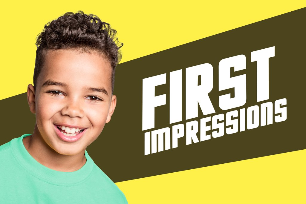 D – First Impressions