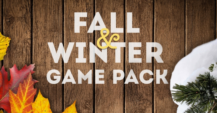 E – Fall Winter Game Pack
