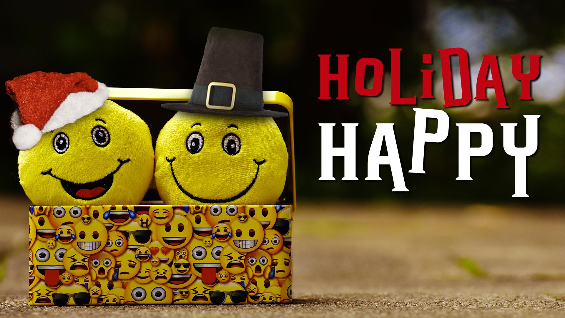 C – Holiday Happy