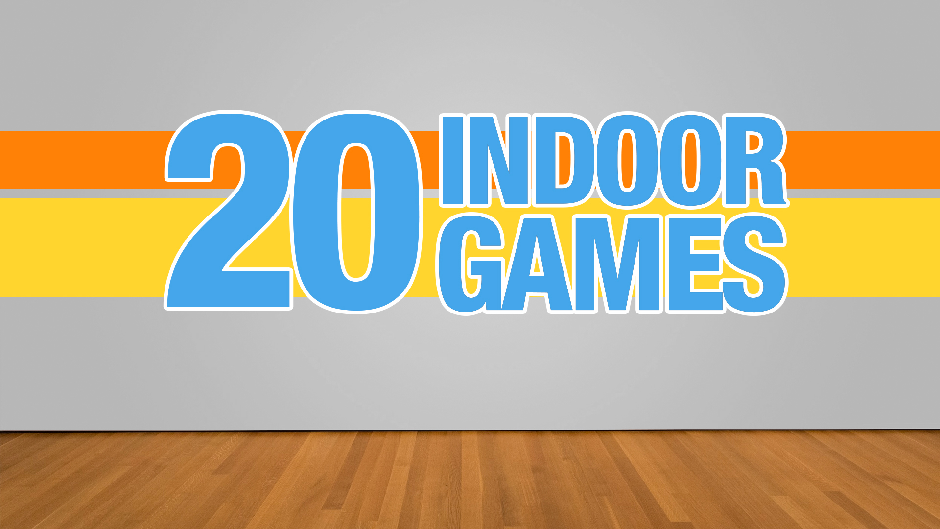 F – 20 Indoor Games