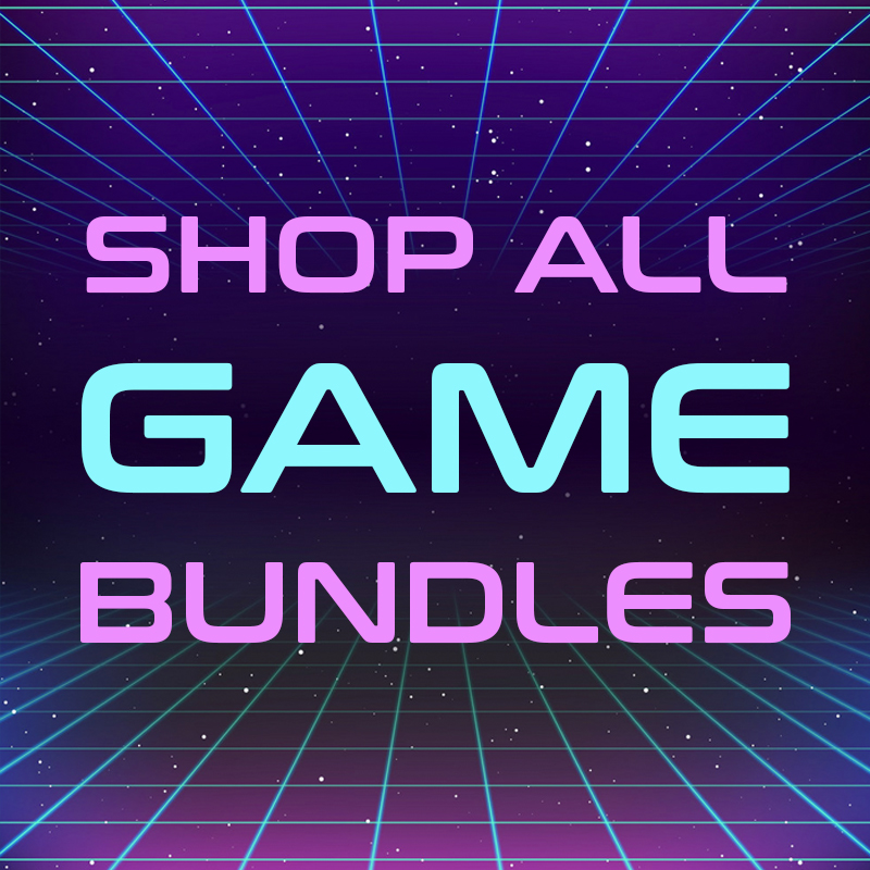E – SHOP ALL GAME BUNDLES