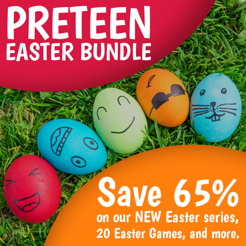 C – PRETEEN EASTER BUNDLE